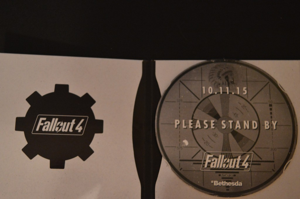 Fallout 4 disk
